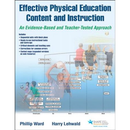 Effective Physical Education Content And Instruction With Web Resource   An Evidence Based And Teacher Tested Approach