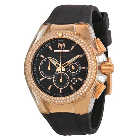 Technomarine Sport Wrist Watch (TechnoMarine 110053 Unisex Cruise Original Star 0.88 CTW Diamond)