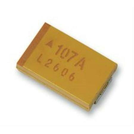 Surface Mount Tantalum Capacitor, TAJ Series, 1 F, 10%, 20 V, T, 10Pack