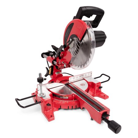 General International Ms3005 10-Inch Sliding Compound Miter (Best Miter Saw Laser Guide)