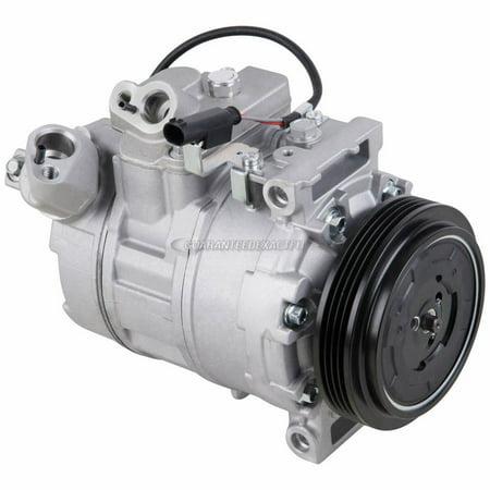- AC Compressor & A/C Clutch For BMW 545i 550i 645i 650i 745i 750i 745Li 760Li
