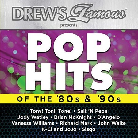 Pop Hits Of The '80s And '90s (CD)