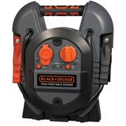 Best  - BLACK + DECKER 600/300 Amp Jump Starter Box Review
