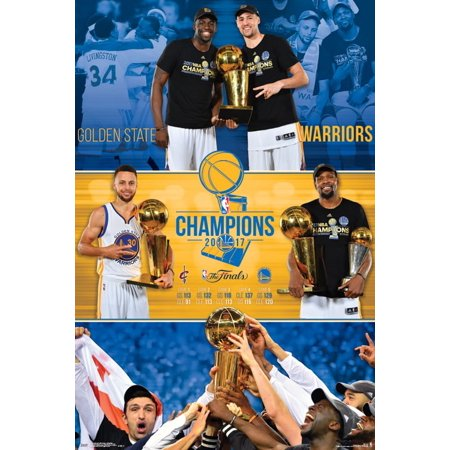 2017 NBA Finals - Celebration Poster - Halloween 2017 Poster