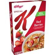 Kellogg's Special K, Breakfast Cereal, Red Berries, 11.7 Oz