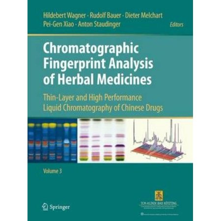 Chromatographic Fingerprint Analysis Of Herbal Medicines  Thin Layer And High Performance Liquid Chromatography Of Chinese Drugs