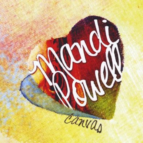 Mandi Powell Canvas [CD] by