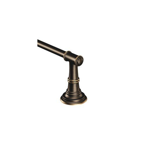 Moen  DN9118  Towel Bar  Ellsworth  Accessory  18 Inch  ;Mediterranean Bronze