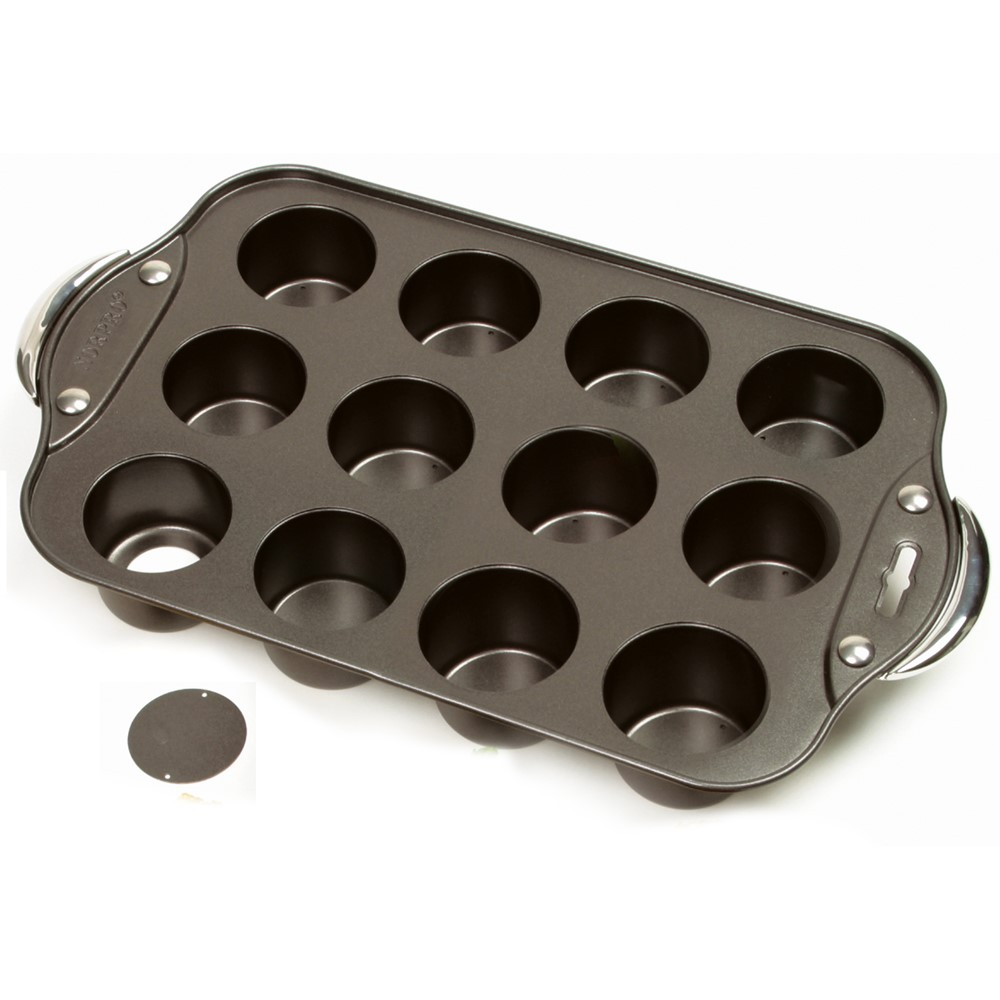 Norpro Deluxe 12 Cup Mini Cheesecake Pan