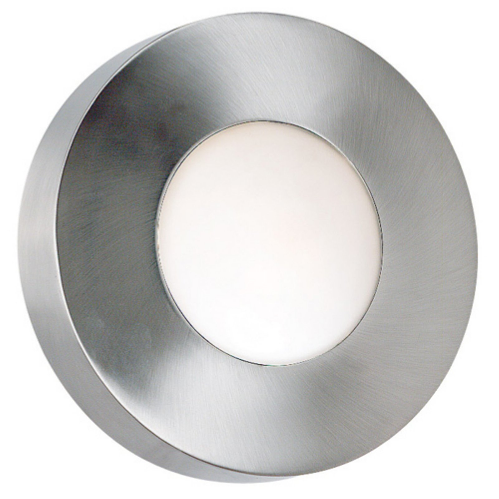Kenroy Home Burst Wall Sconce/Flush Mount 12 in. Polished Aluminum
