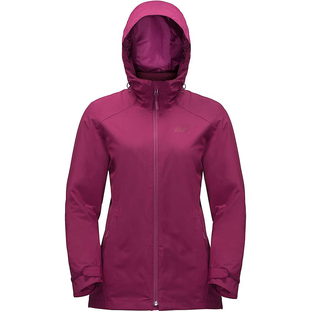 Jack Wolfskin Women's Norrland 3 in 1 Jacket