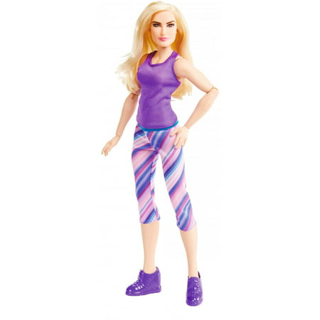 WWE Superstars Lana 12-inch Posable Action-Fashion Doll