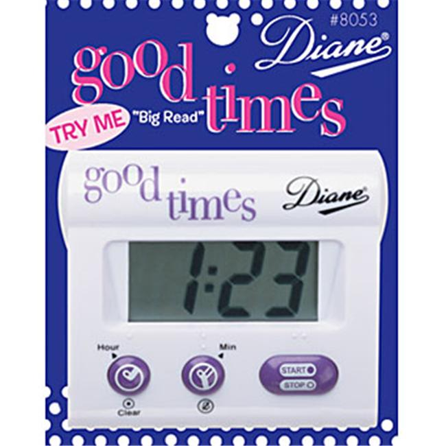 Fromm International D8053 Big Read Timer Alarm