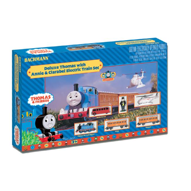 Bachmann BAC644 Ho Deluxe Thomas The Tank Set with A&C by