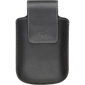 OEM BlackBerry Curve 3G 8900 Synthetic Swivel Holster with Belt Clip. Black