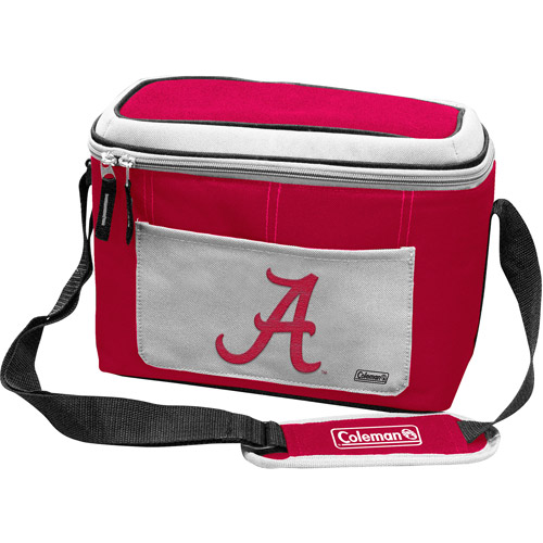 "Coleman 11"" x 7"" x 9"" 12-Can Cooler, Alabama Crimson Tide"