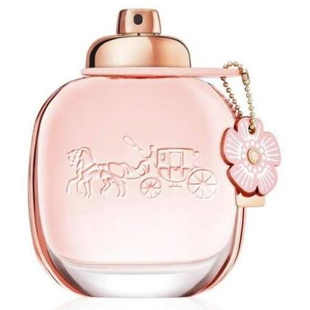Coach Floral Eau De Parfum 3.0 oz For Women (Newly Launched)