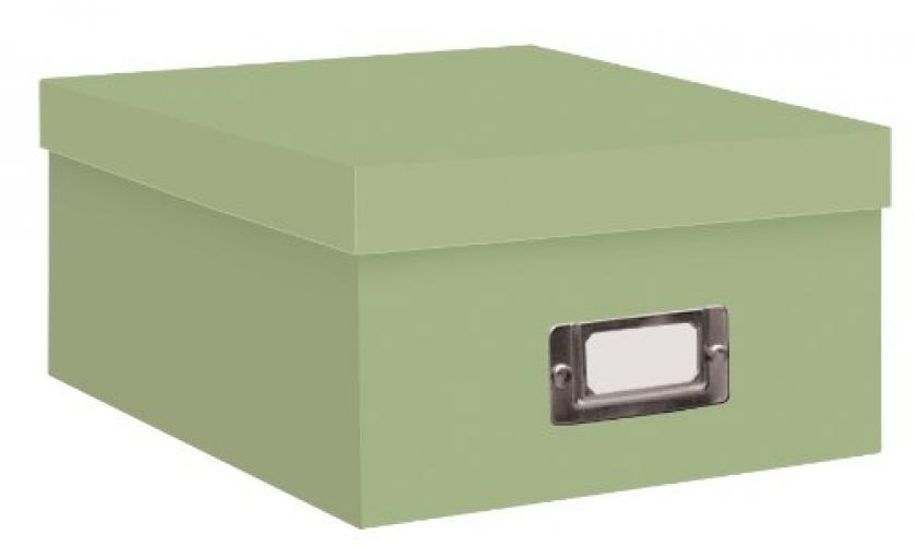 Pioneer Photo Storage Boxes, Holds Over 1,100 Photos Up To 4 6 Inches Photo  Album Sage Green