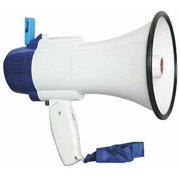 Megaphone Bullhorn Cheer Horn Mic Recording Siren Blow Horn Hand Held Mega Phone Loudhailer 5 Core 8RUSBWoB⭐⭐⭐⭐⭐Ratings ✔️ Best Deal