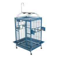 A and E Cage Co. Lovington Playtop Cage-Green