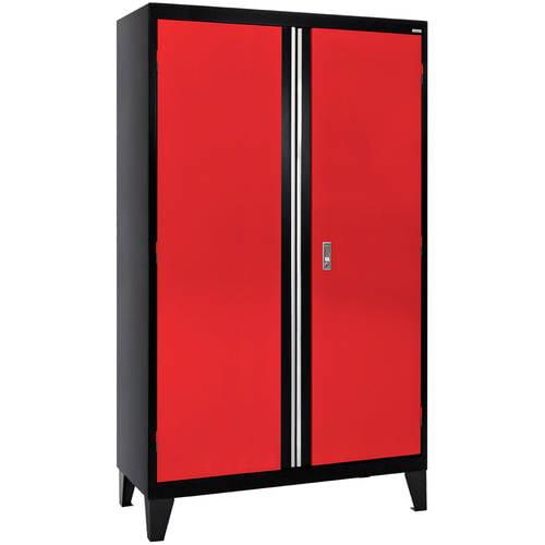 """46""""W x 24""""D x 79""""H Modular Storage System Jumbo Storage Cabinet"""