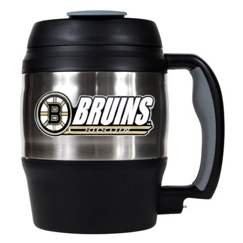 Great American NHL 52 oz. Macho Mug with Bottle Opener