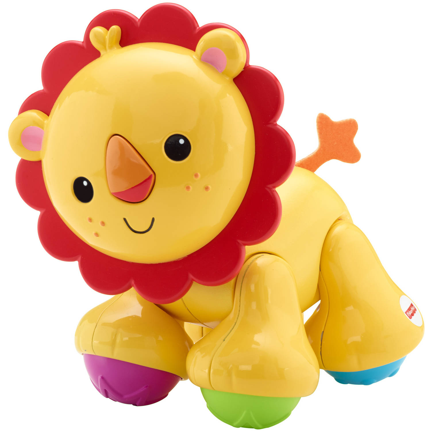 Fisher-Price Click Clack Lion
