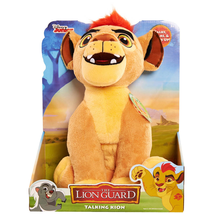 Lion Guard Talking Light Plush Kion