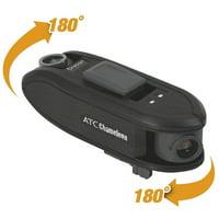 Oregon Scientific ATC Chameleon Dual Lens Action Video Camera Black