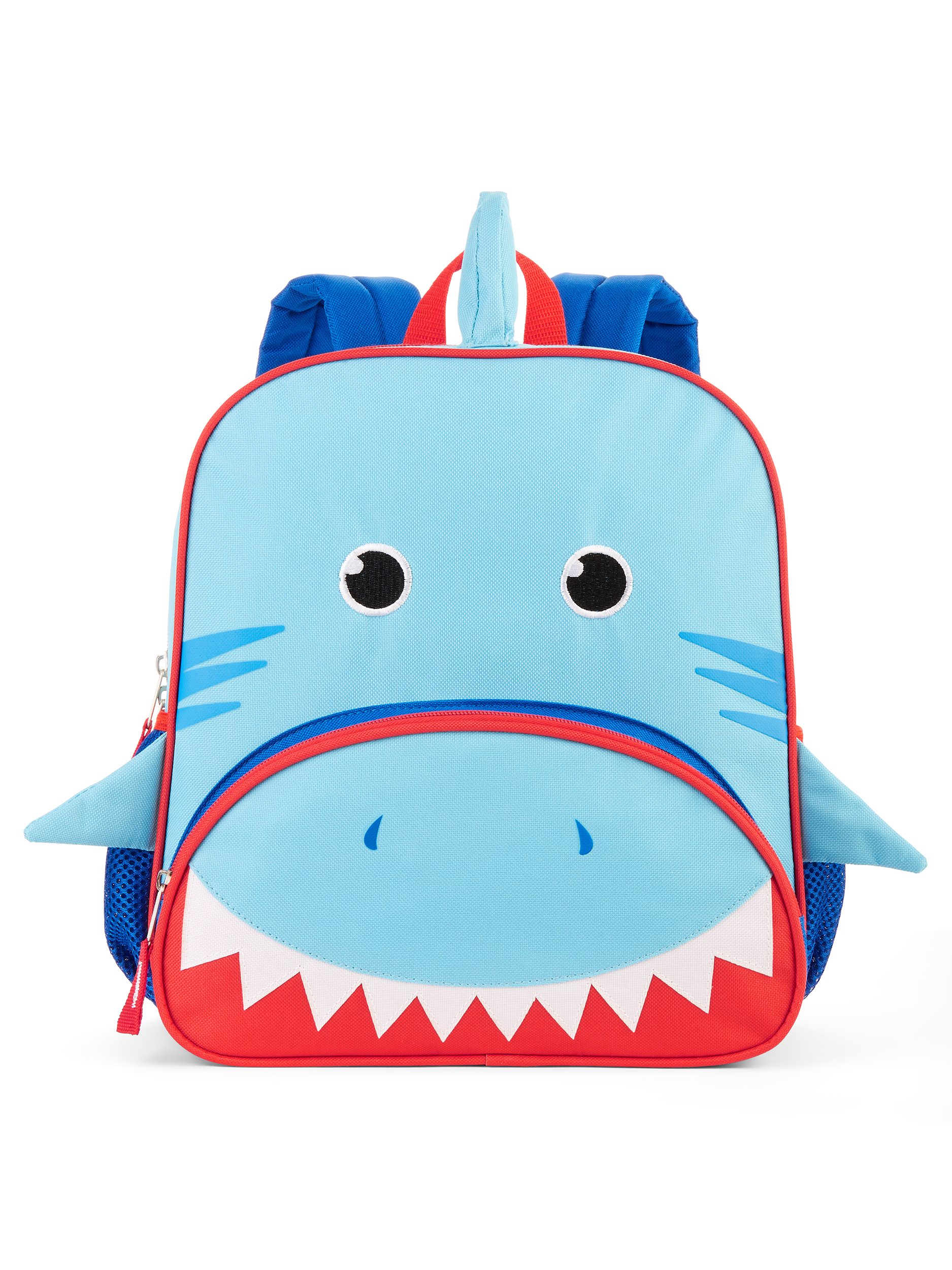 Wonder Nation Toddler Baby Shark Critter Backpack