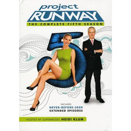 Project Runway  The Complete Fifth Season