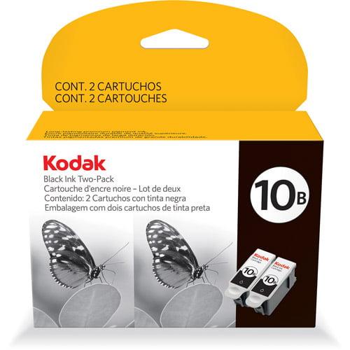 Kodak 10B Black Twin Pack