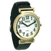 Watch - Illuminated White Dial with Black Numbers