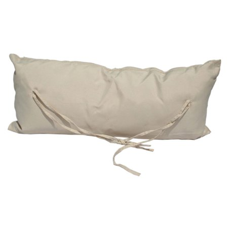 Amber Home Goods Hammock Pillow Size Small Beige (Amazonas Hammock Pillow)