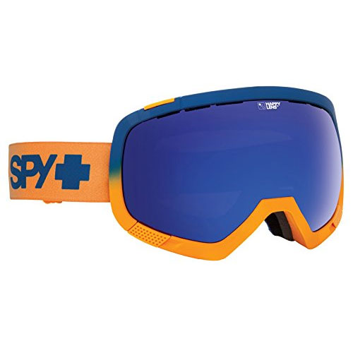 Spy Optic 312012105390 Platoon Snow Ski Goggles Blue Fade Bronze Blue Spectra by Spy Optics