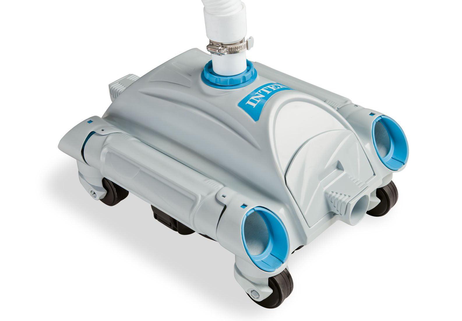 Intex Automatic Above Ground Swimming Pool Vacuum Cleaner, 28001E -  Walmart.com