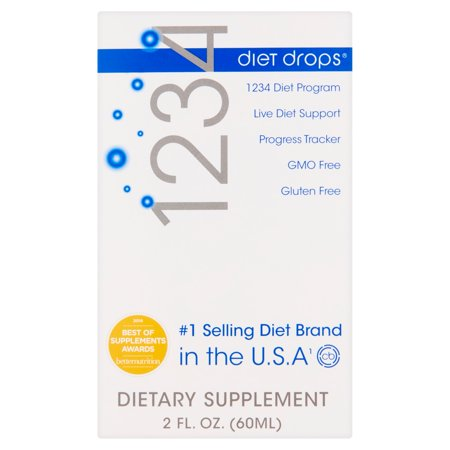 creative bioscience 1234 diet drops instructions