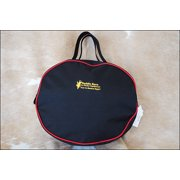 SADDLE BARN BULL ROPE BAG BLACK