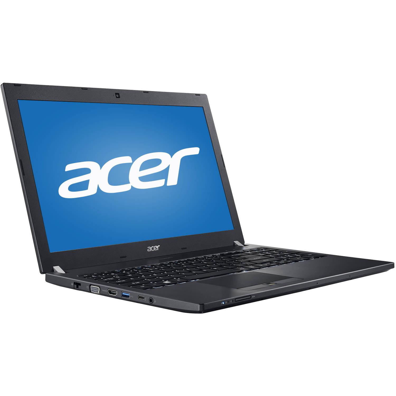 "Acer TravelMate P658-M 15.6"" Laptop, Windows 7 Professional, Intel Core i7-6500U Processor, 8GB RAM, 256GB Solid... by Acer"