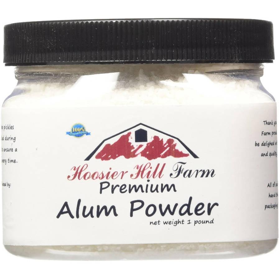 Hoosier Hill Farm Alum Powder, 1 lb