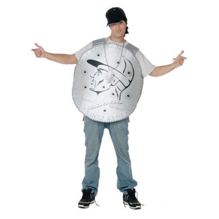 Fifty Cents - Adult Standard Costume