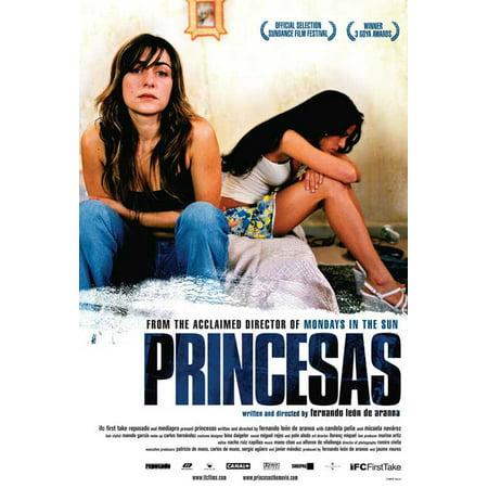 Princesas POSTER Movie Mini Promo
