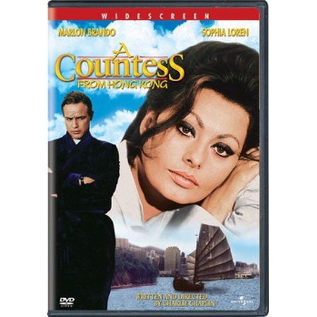 A Countess From Hong Kong (DVD) - Halloween Menu Hong Kong