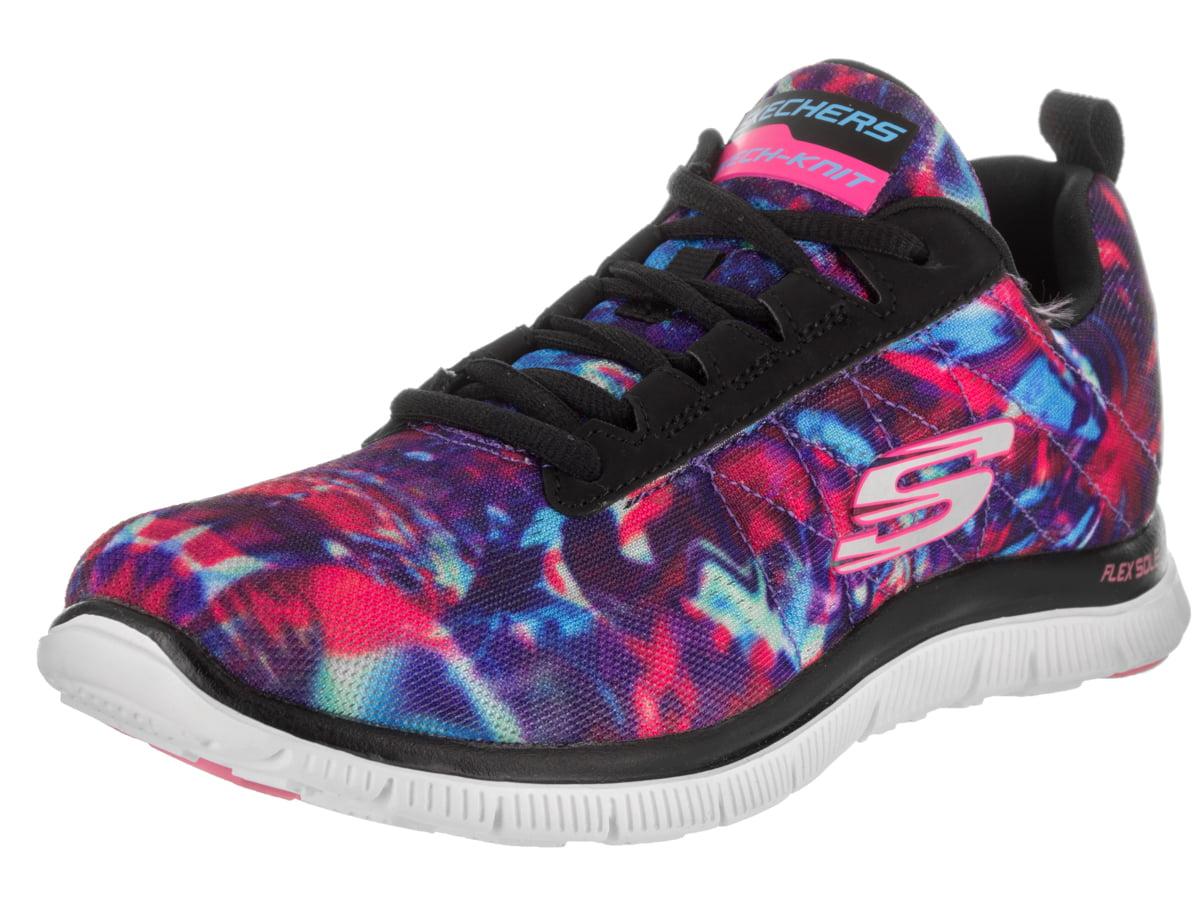 Skechers - Women's Flex Appeal - Skechers Cosmic Rays Running Shoe 334d8d