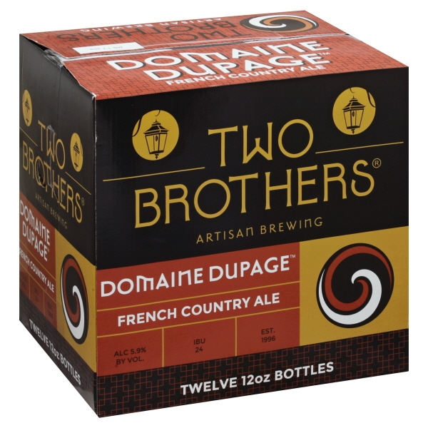 Image of Two Brothers Domaine Dupage 12/12b