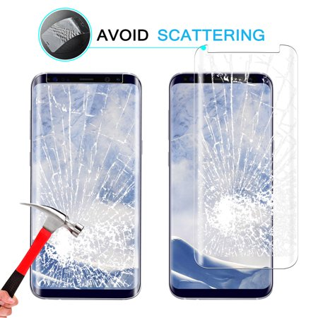 galaxy s9 tempered glass case