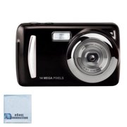 "14MP Megapixel Compact Digital Camera and Video with 2.4"" Screen and USB cable"
