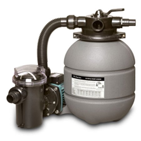 HAYWARD VL40T32 VL Above Ground Swimming Pool Sand Filter w/ Pump