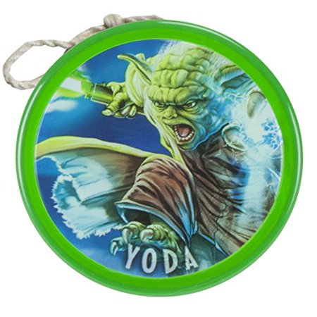 Star Wars Alpha Wing Fixed Axle Yo-Yo – Action Yoda, The best-loved classic Star Wars characters, captured in awesome action scenes! Collect all 6 By Yomega