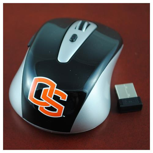 Oregon State Beavers Wireless Mouse- Computer Mouse